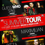Okapi Sound Summer Tour @ Aqua Club Bacau