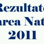 Rezultate Evaluarea Nationala 2011
