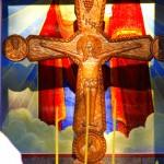FOTO REPORTAJ: Sfintirea noii troite de la Runc