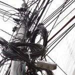 La Buhusi se fura cablurile telefonice