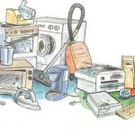 Campanie de colectare deseuri de echipamente electronice si electrocasnice
