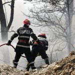 [VIDEO] Incendiu de proportii pe strada Alexandru Ioan Cuza