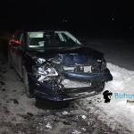 Accident cu victime la iesirea din Buhusi