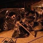 VIDEO | Autobuz Buhuși – Piatra Neamț implicat într-un grav accident de circulaţie. 8 oameni au ajuns în stare gravă la spital