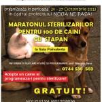 Sterilizare gratuită