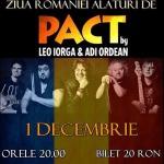 Ziua României cu PACT by Leo Iorga & Adi Ordean