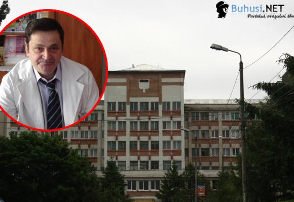 Dr. Miron Ioan reacționează vehement la vestea acreditării Spitalului Orășenesc Buhuși