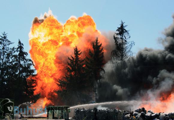 Ciprian Blanaru, unul din administratorii firmei DEMECO, vorbește despre incendiul de la Buhuși