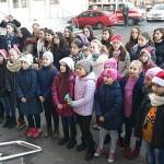 Au colindat doctorii, asistentele și pacienții de la Spitalul Orășenesc Buhuși