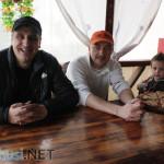De vorbă cu doi cumnați, patronii de la Pizza Roma