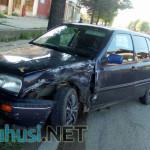 Patru mașini implicate într-un accident rutier în zona gării