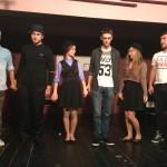 Lansare de carte și teatru