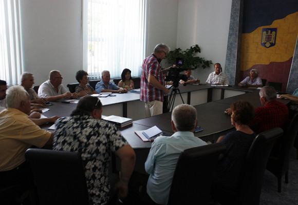 Prima schimbare în componența Consiliului Local Buhuși