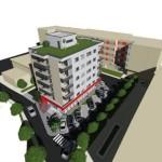 Consiliul Local a respins PH privind aprobarea PUD pentru blocul de 5 etaje din spatele Casei de Cultură
