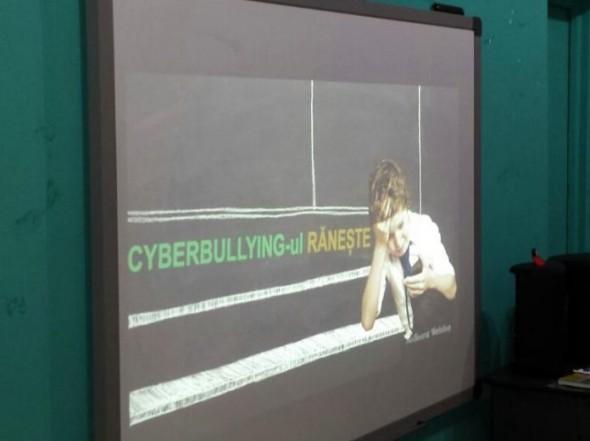 cyberbulying