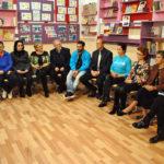 """Vizită UNICEF la Școala Gimnazială """"Mihail Andrei"""""""