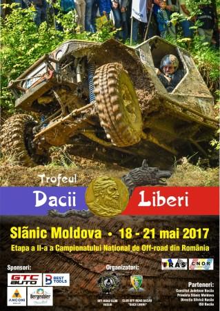 Afis Dacii Liberi 2017